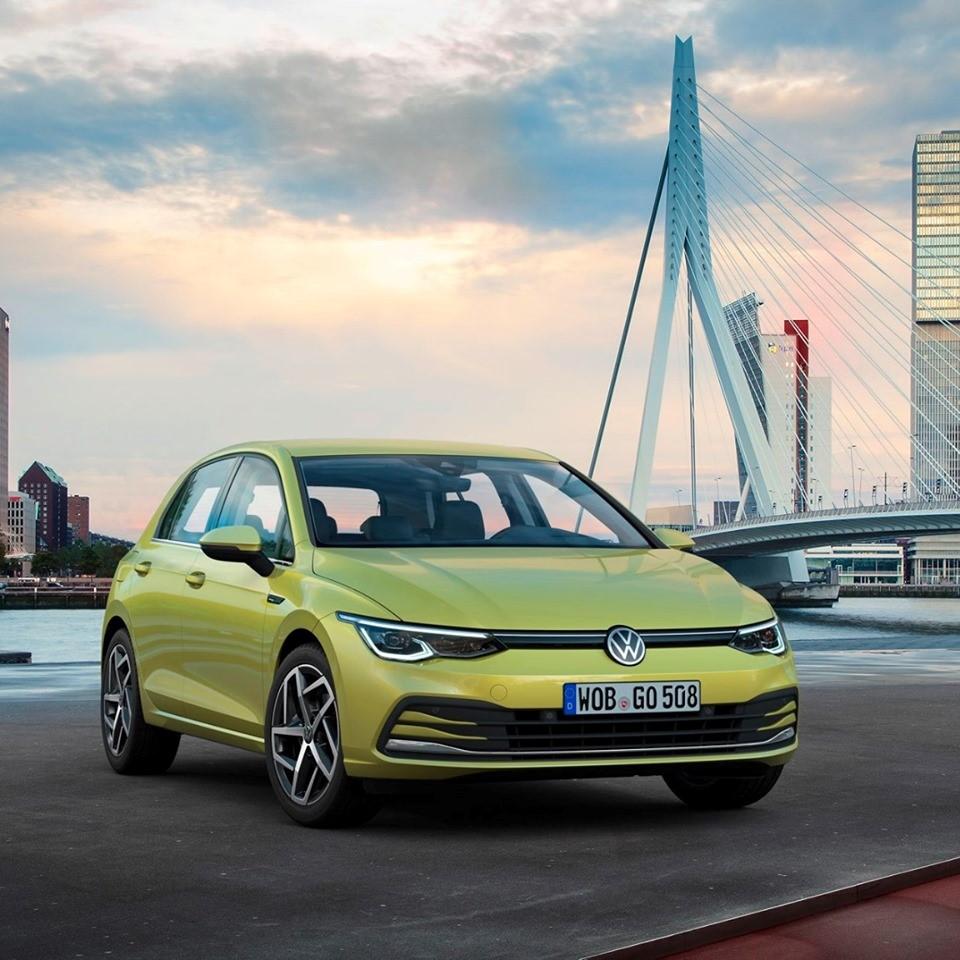 Volkswagen Golf. Generația a opta 1