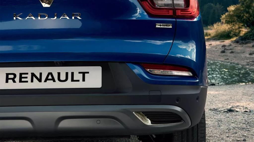 Renault Kadjar, un SUV versatil 4