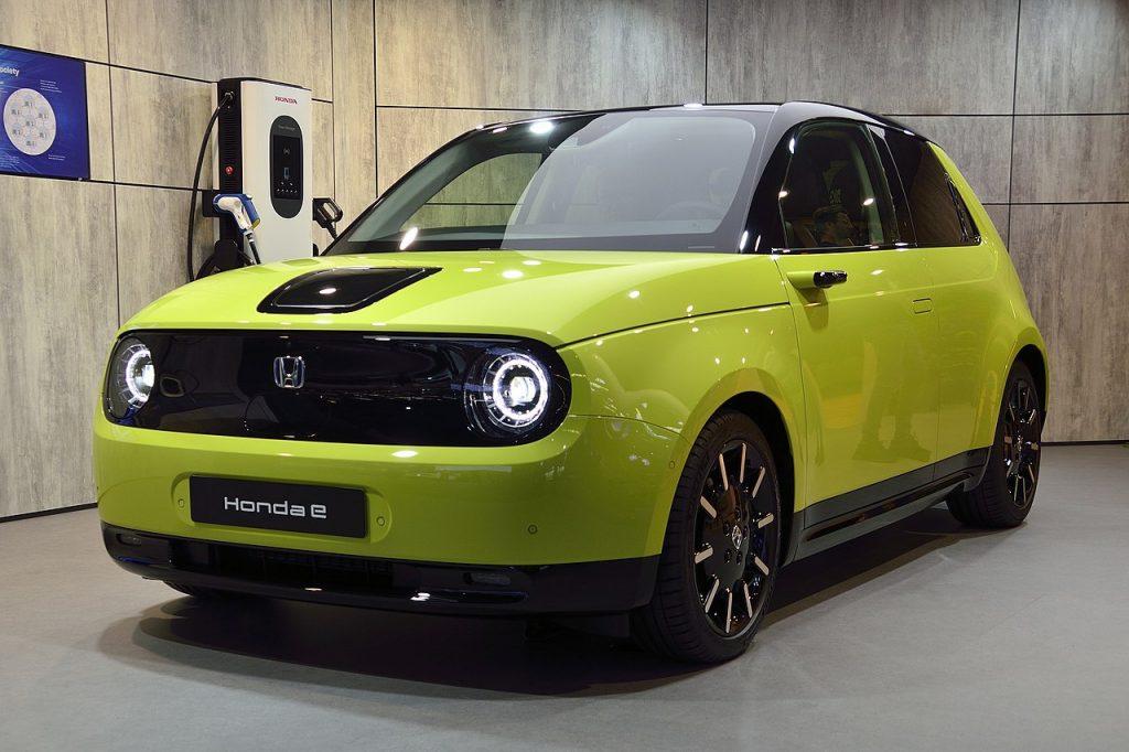 Noua Honda E 2020 1