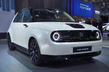 """""""Honda e"""" - Tehnologia viitorului 1"""