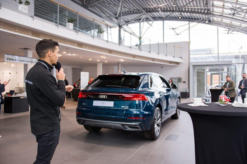 AUDI ROADSHOW – Lansarea noilor modele A6 și Q8 2