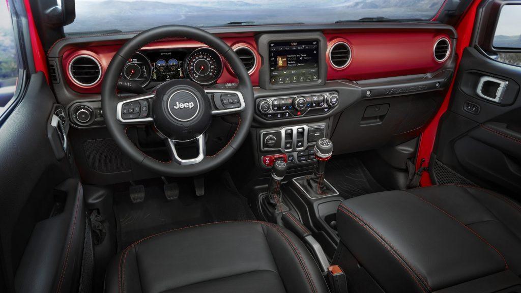 Noul Jeep Wrangler  2020 3