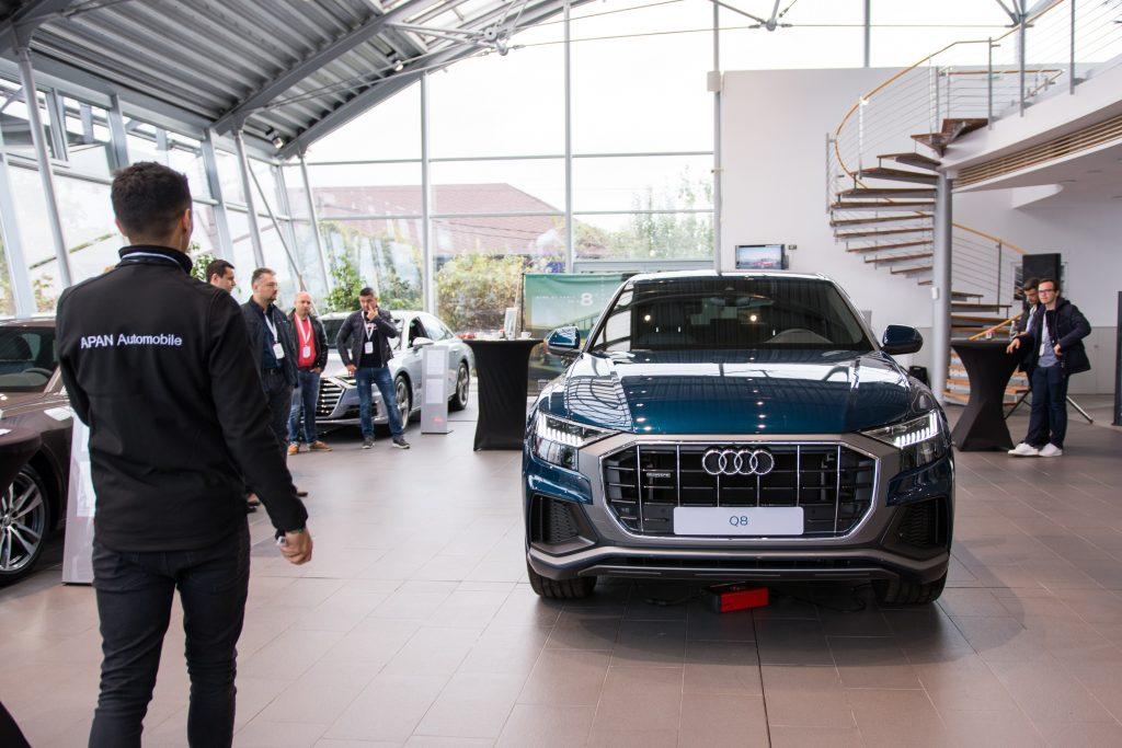 AUDI ROADSHOW – Lansarea noilor modele A6 și Q8 3