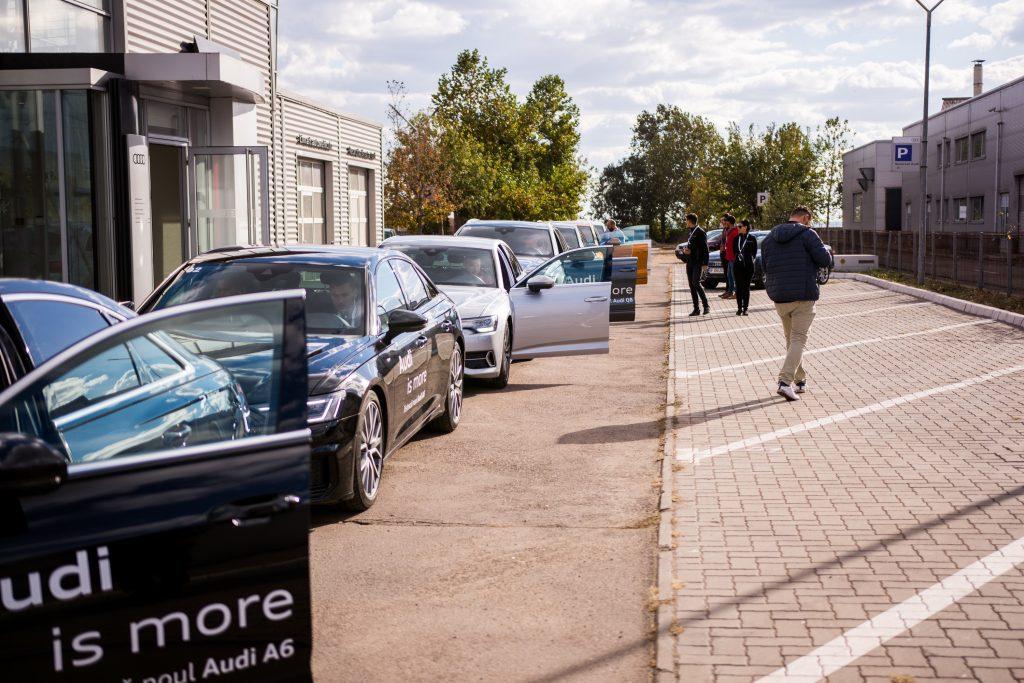 AUDI ROADSHOW – Lansarea noilor modele A6 și Q8 6