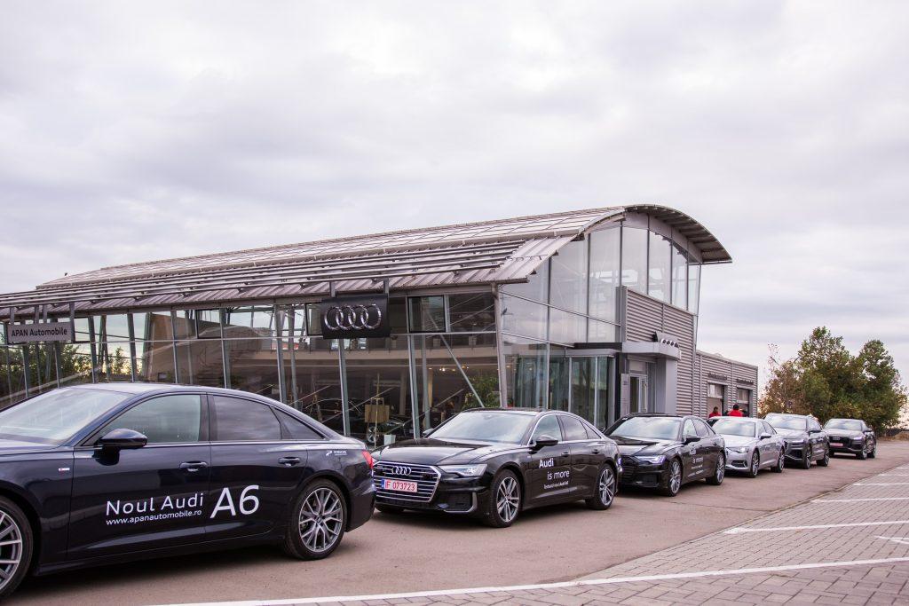 AUDI ROADSHOW – Lansarea noilor modele A6 și Q8 7
