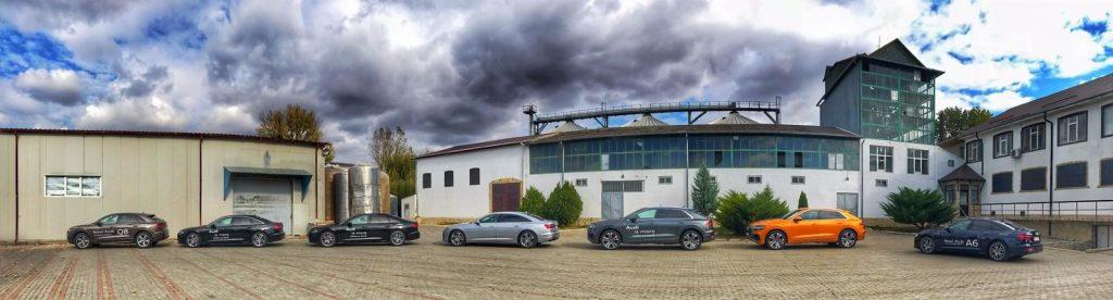 AUDI ROADSHOW – Lansarea noilor modele A6 și Q8 8