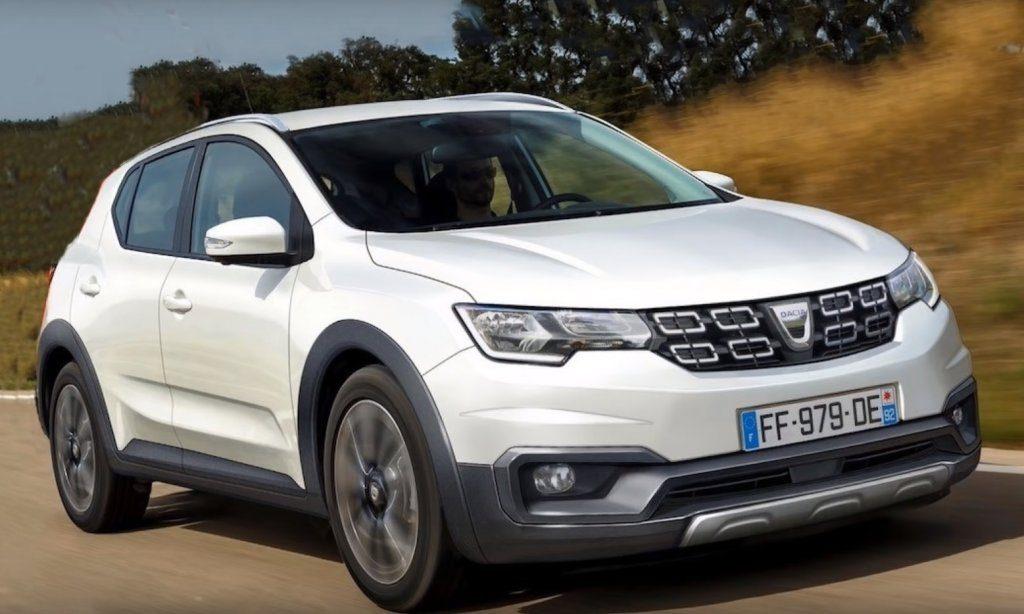 Surpriza Dacia pentru 2020 2