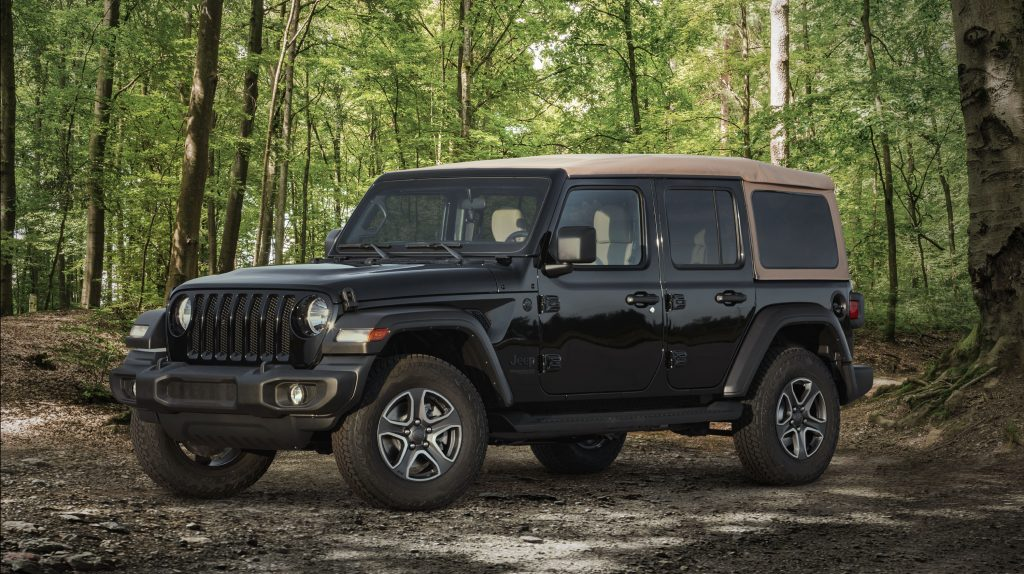 Noul Jeep Wrangler  2020 1