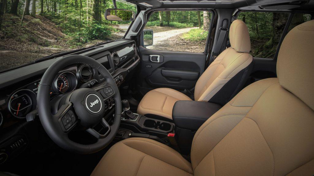Noul Jeep Wrangler  2020 2