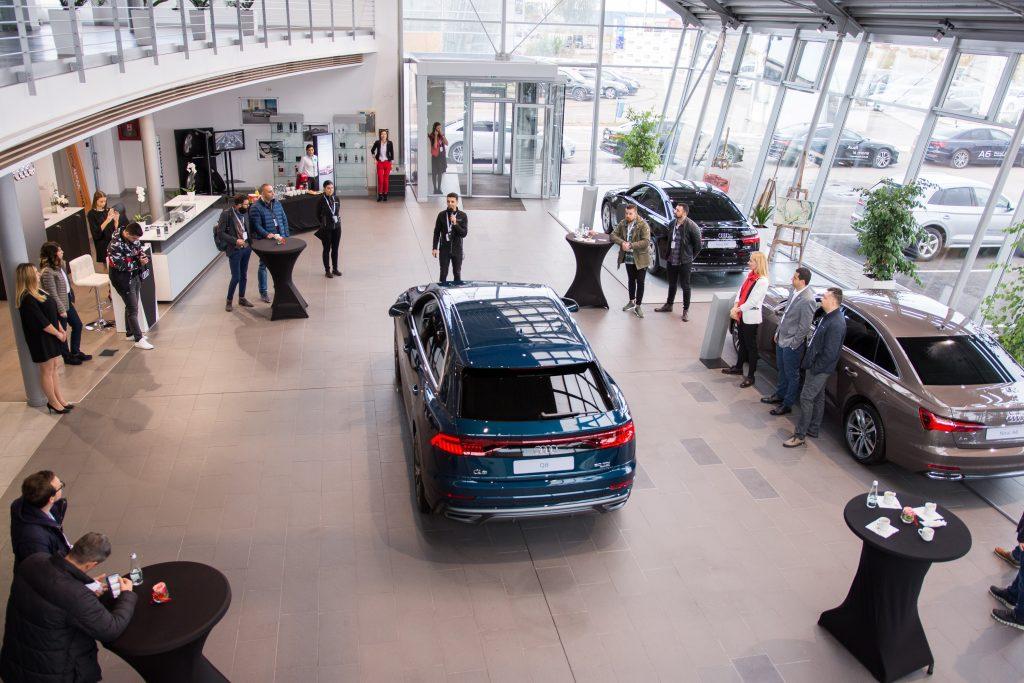 AUDI ROADSHOW – Lansarea noilor modele A6 și Q8 1