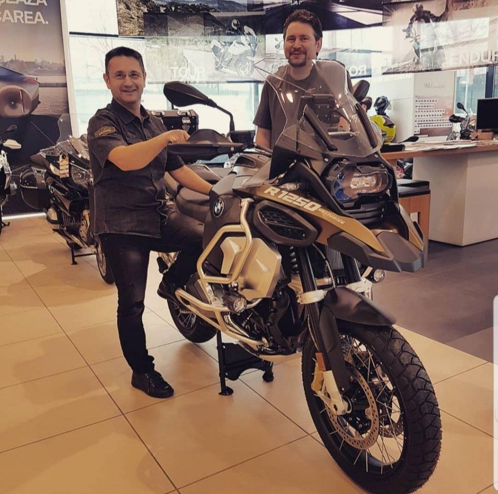 BMW Motorrad Iași 1
