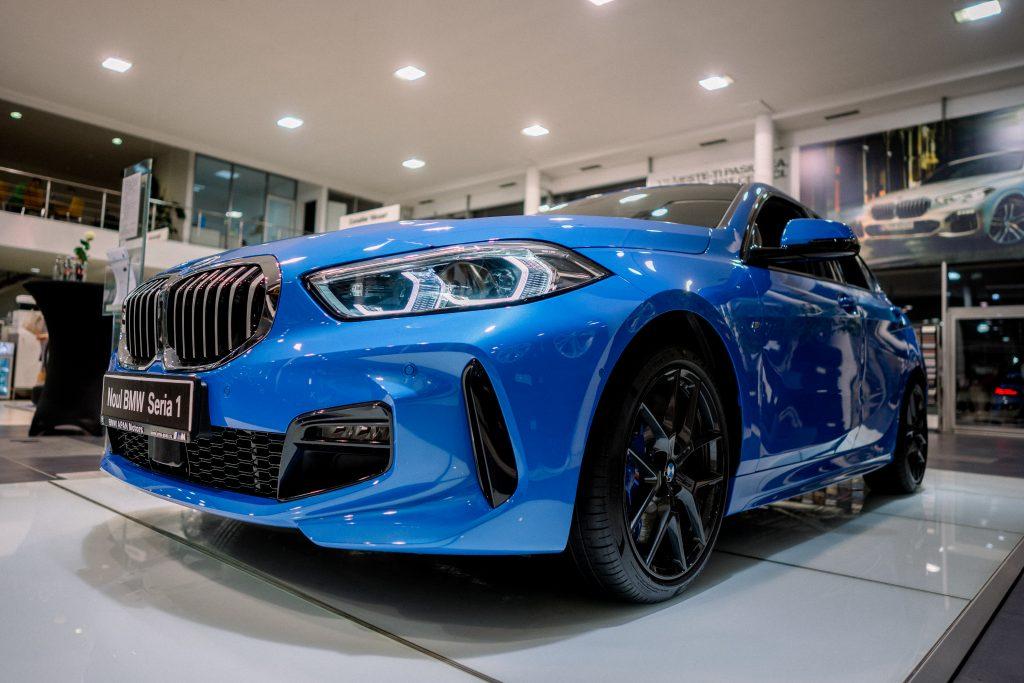 BMW Seria 1 - modelul care depășește toate așteptările 2