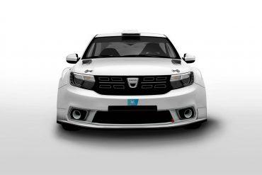 Dacia Sandero în Raliul Monte Carlo 7