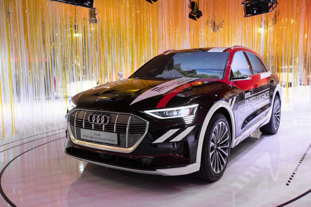Audi Intelligence Experience: Mașina Empatică 1