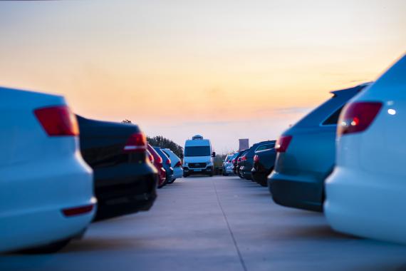 Evoluția parcului auto din România