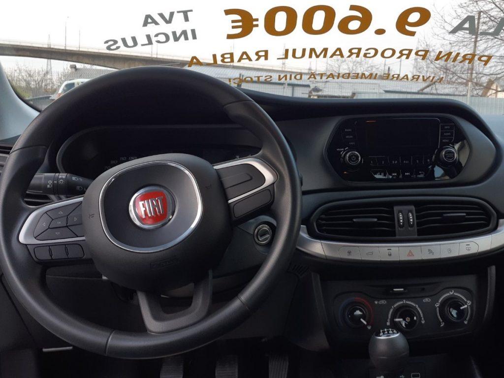 Fiat Tipo, o alegere pragmatică 4