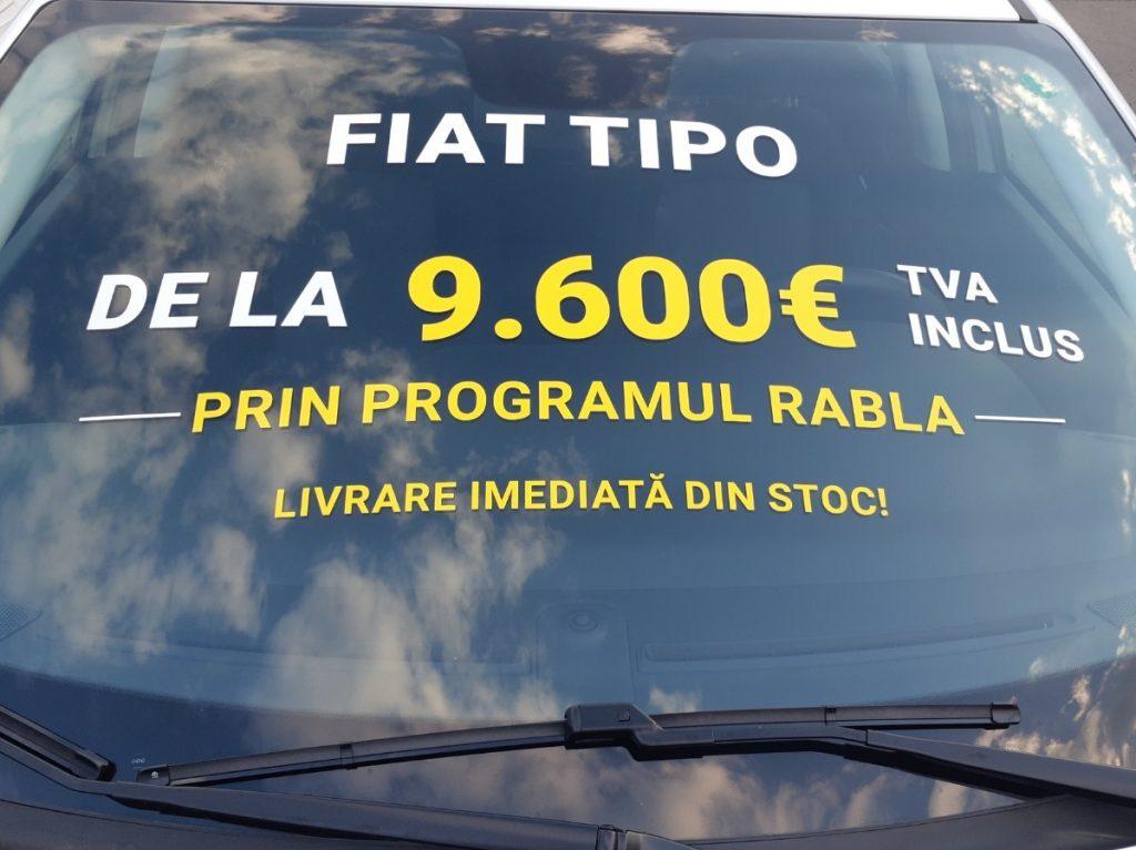 Fiat Tipo, o alegere pragmatică 5