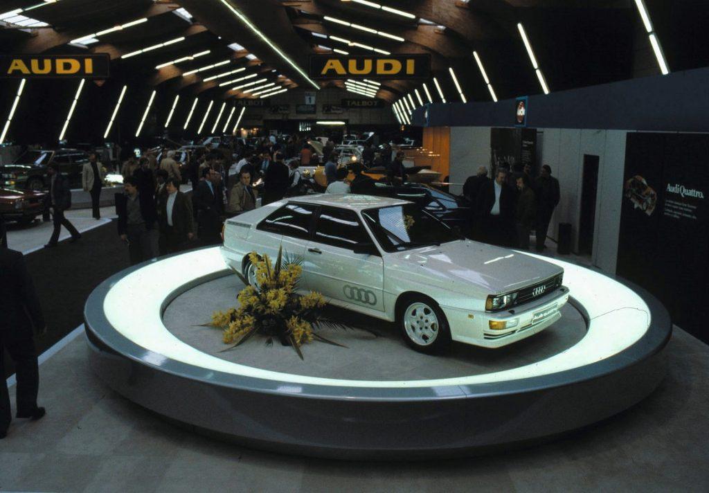 40 de ani de Quattro 14
