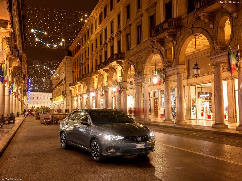 Fiat Tipo, o alegere pragmatică 7