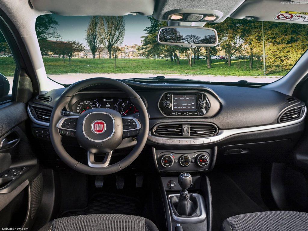 Fiat Tipo, o alegere pragmatică 12
