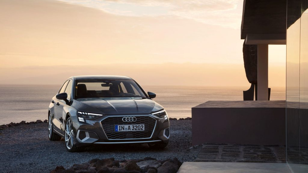 Elegant - Eficient - rEvoluționar: Noul Audi A3 Sedan 1