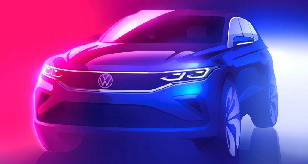 Tiguan: cel mai bine vândut model Volkswagen în 2019 1