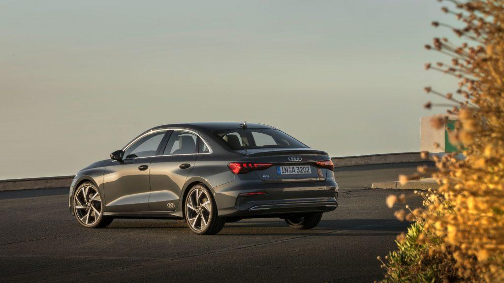 Elegant - Eficient - rEvoluționar: Noul Audi A3 Sedan 2