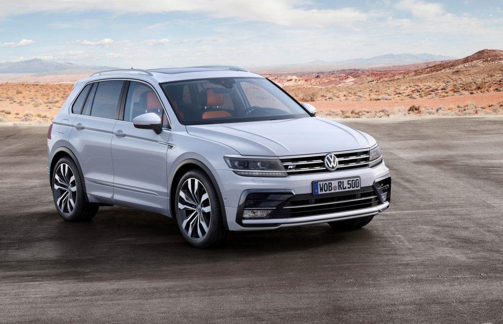 Tiguan: cel mai bine vândut model Volkswagen în 2019 2