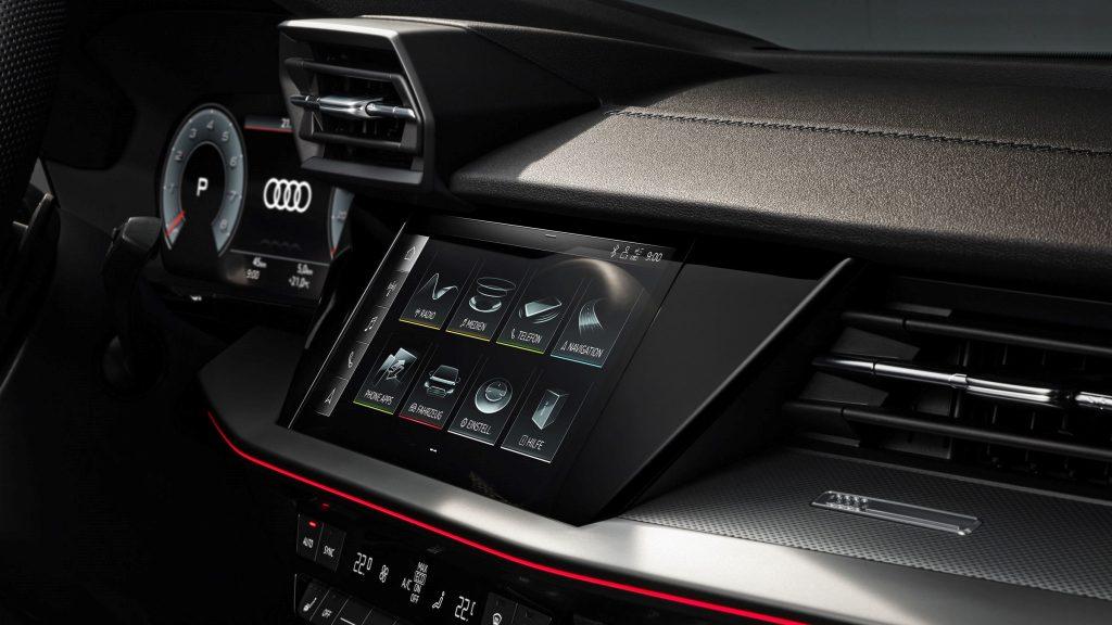 Elegant - Eficient - rEvoluționar: Noul Audi A3 Sedan 3