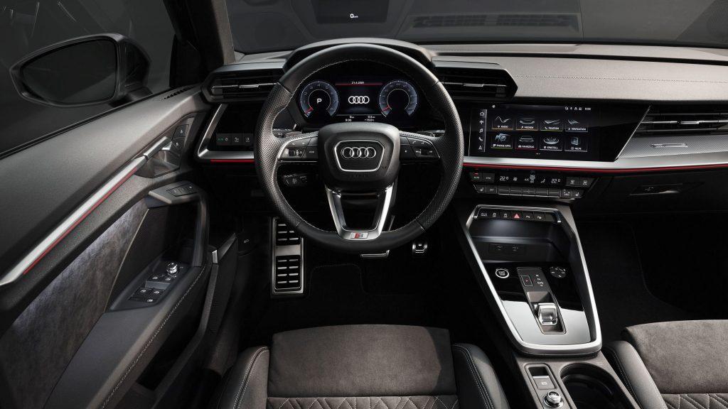 Elegant - Eficient - rEvoluționar: Noul Audi A3 Sedan 4