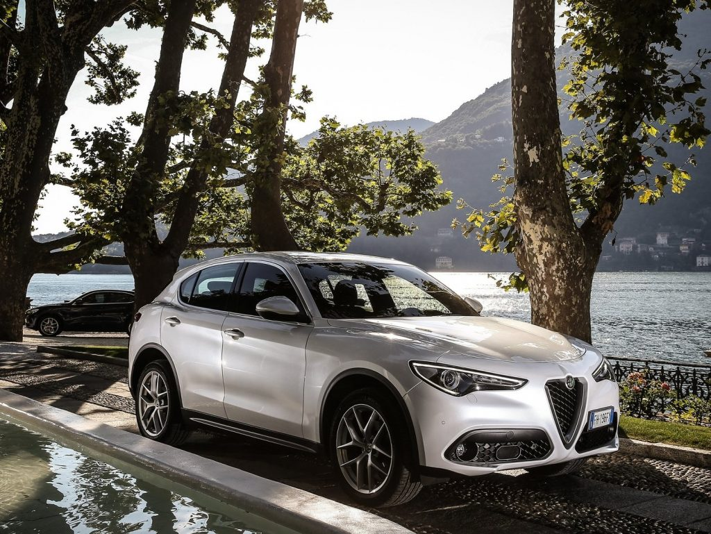 Alfa Romeo Stelvio. The Bad Boy 1