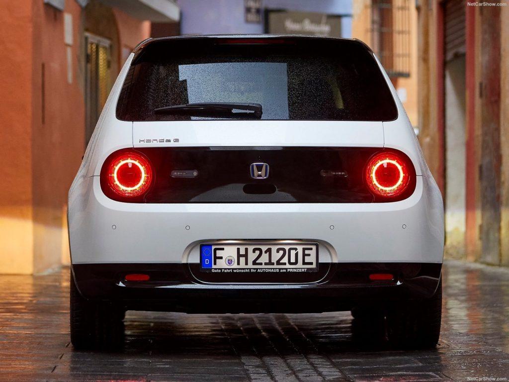 """HONDA e - """"Mai mult decât o mașină electrică"""" 3"""