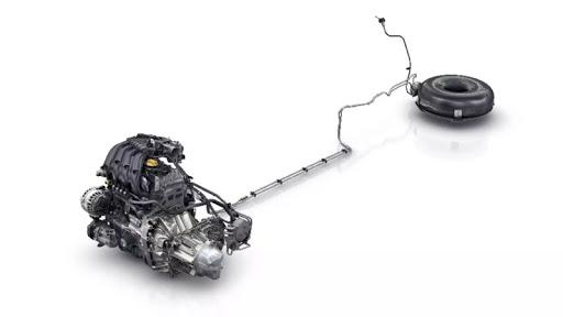 Noile motorizări ECO-G de la Dacia 2