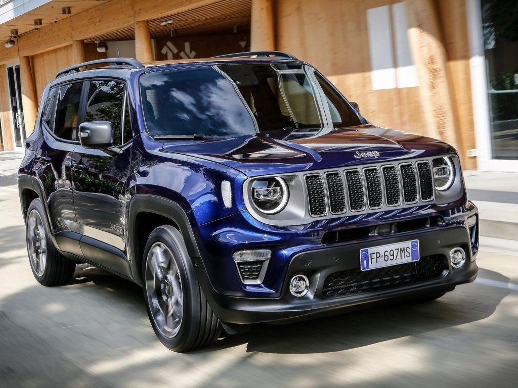 Jeep Renegade. Bivalență: Dur la exterior, confortabil la interior 1