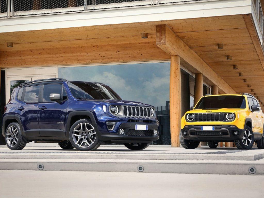 Jeep Renegade. Bivalență: Dur la exterior, confortabil la interior 2