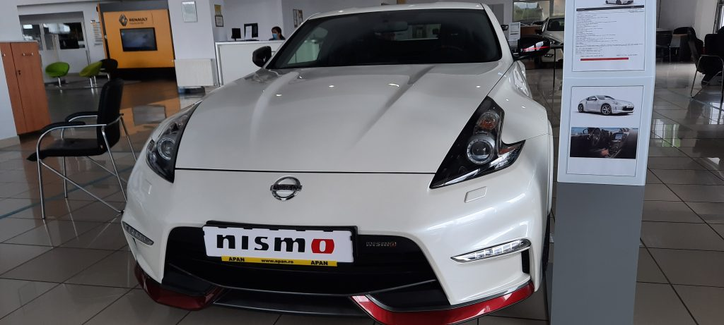 Gama comercială Nissan Nismo 19