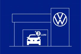 Volkswagen prelungește cu trei luni garanția de automobil 2