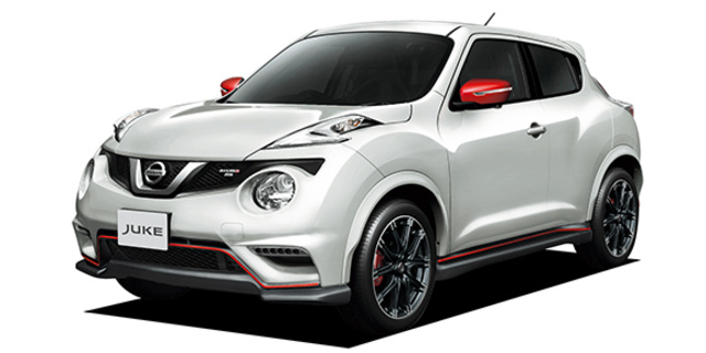 Text Box: Nissan JUKE Nismo RS