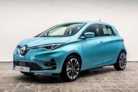 Noul Renault ZOE 6
