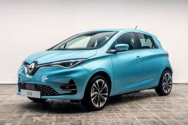 Noul Renault ZOE 8