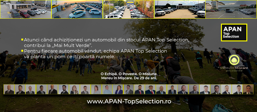 Povestea APAN Top Selection Brăila 13