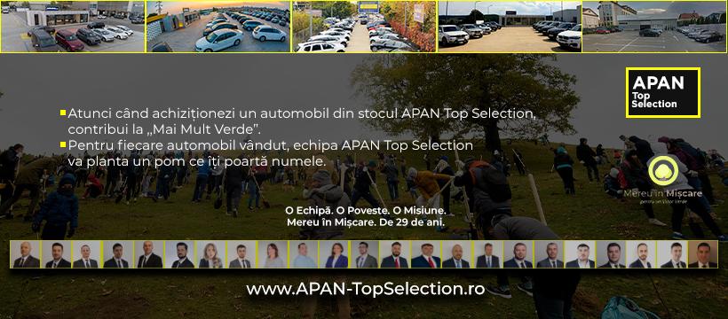 Povestea APAN Top Selection Iași 1