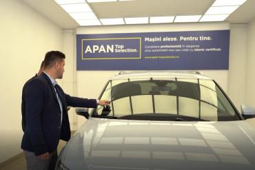 Află cum verificăm și pregătim mașinile APAN Top Selection 6