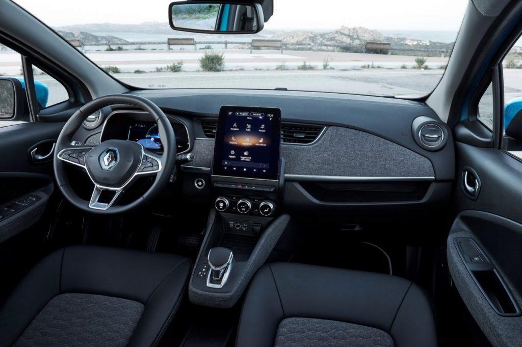 Noul Renault ZOE 4