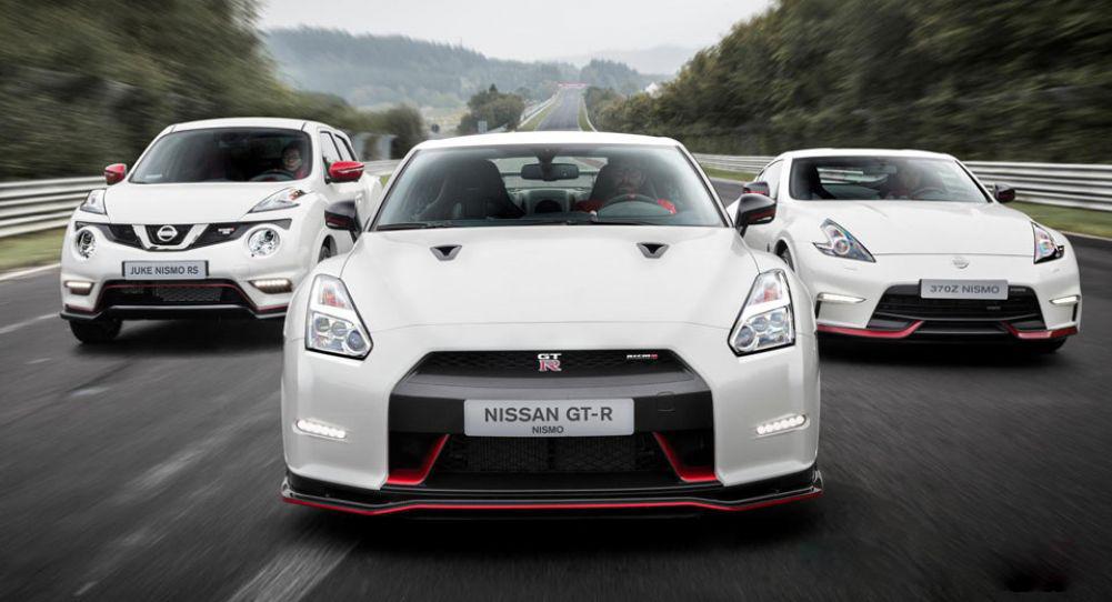 Gama comercială Nissan Nismo 1
