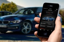 BMW Connected App  - în permanență conectat cu automobilul tău 4