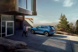 Volkswagen Touareg V8 TDI testat în trafic real de o organizație independentă 4