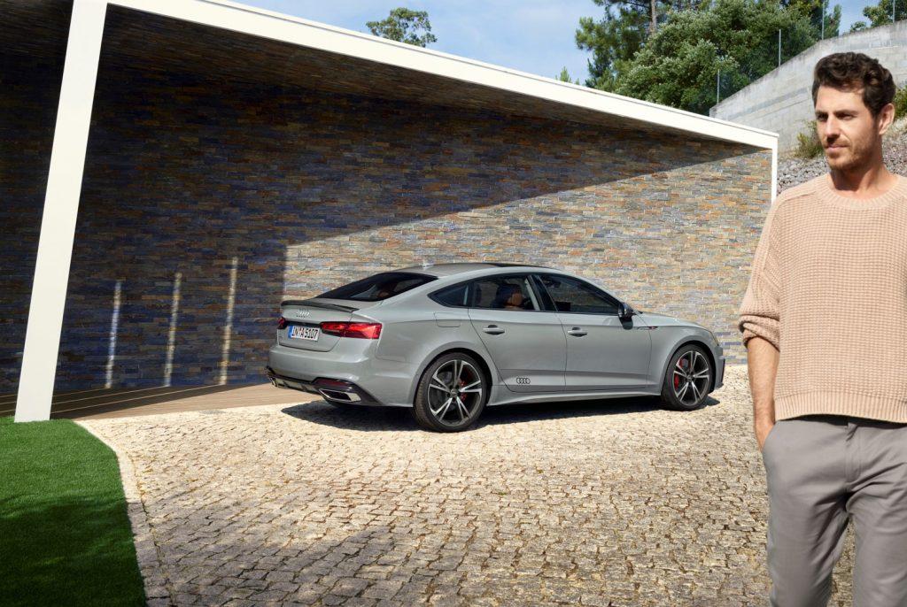 Sportivul familist. Audi A5 Sportback. 1