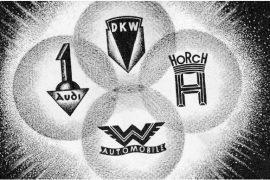 De ce are logo-ul Audi patru inele? 7