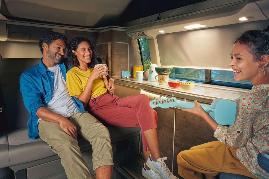 De ce este populară excursia cu rulota sau cu un minivan? 2